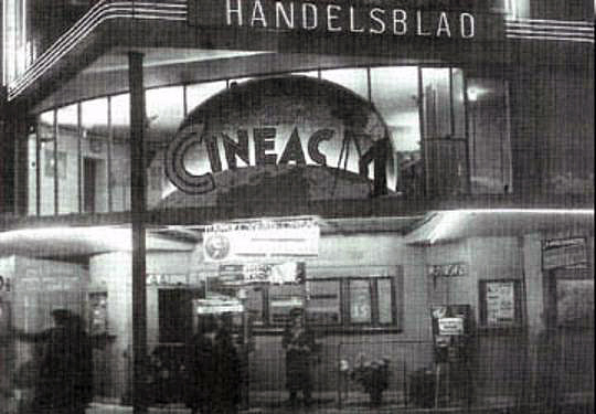 Cineac bioscopen 1934 1996 for Bioscoop pathe rotterdam